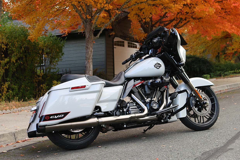 2020 Harley-Davidson CVO Street Glide Review