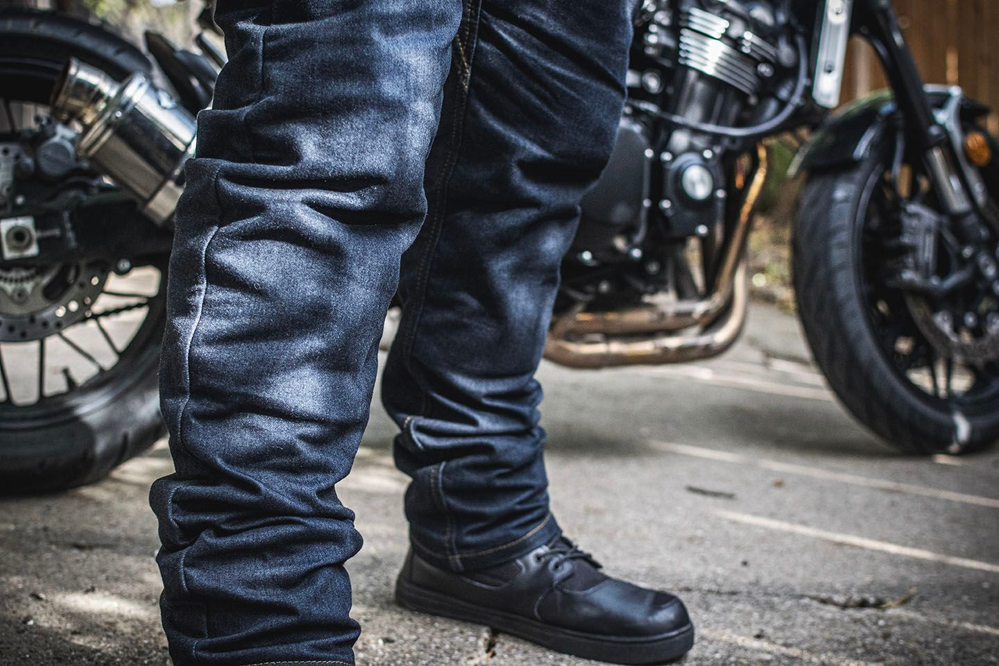 Roland Sands Design Tech Denim Jeans Review