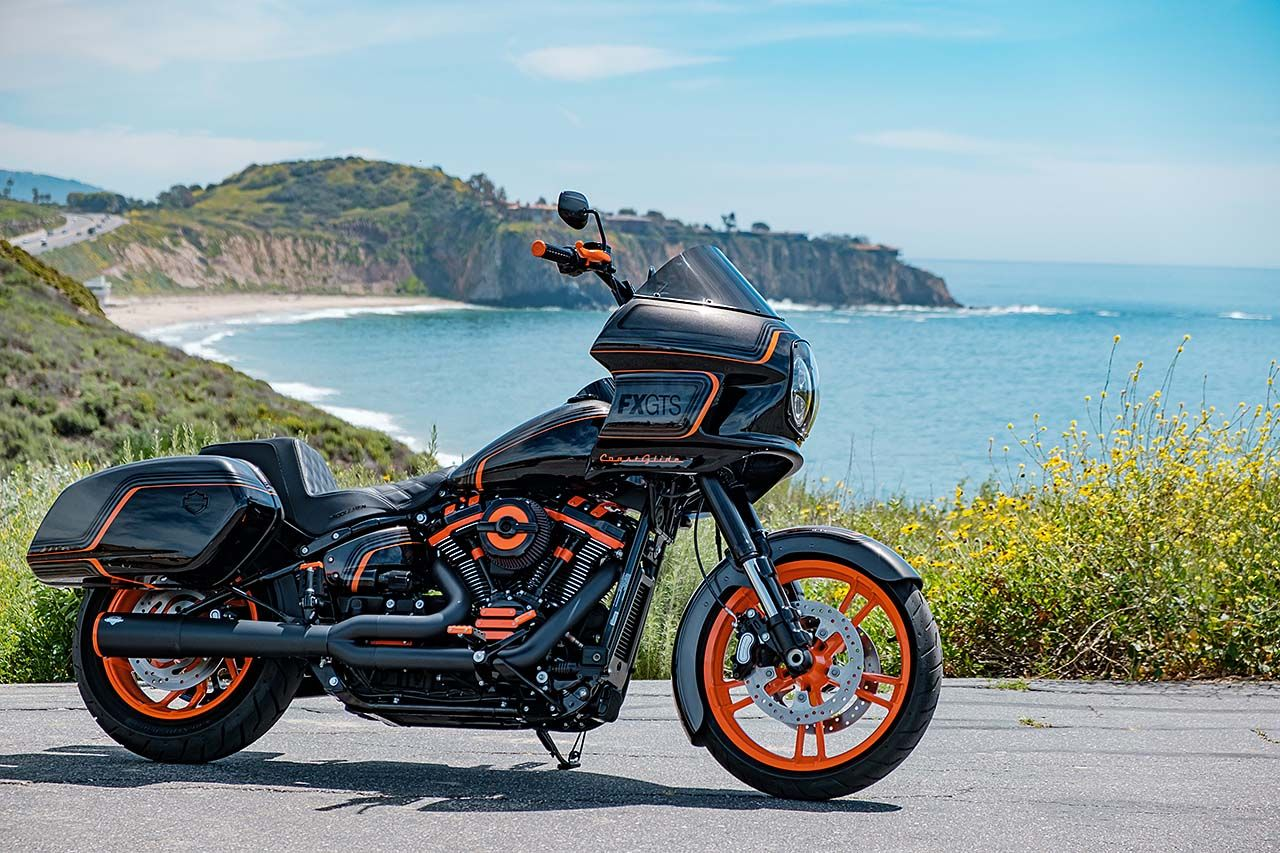 SoCal Cool: FXGTS Coast Glide Wins Harley's 2019 Battle of the Kings