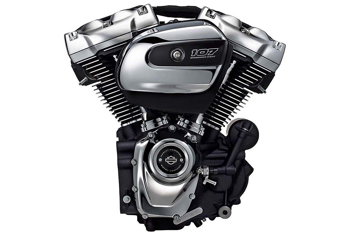Harley Engine History