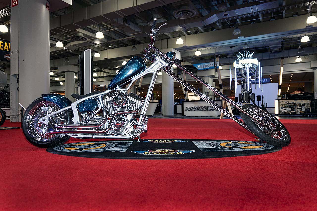 J&P Cycles Ultimate Builder Custom Bike Show New York Winners