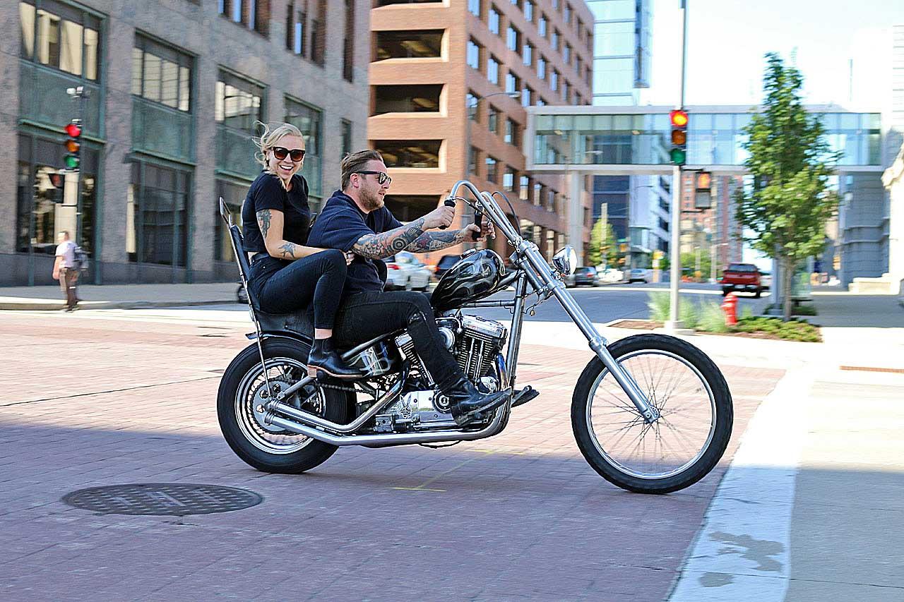 Motorcycle Sissy Bar Buyers Guide