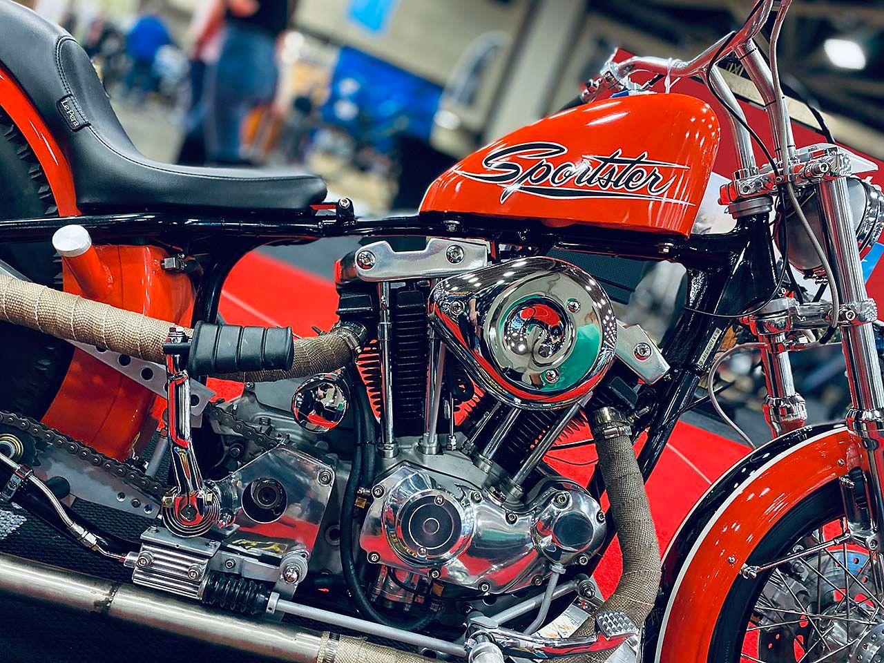 J&P Cycles Ultimate Builder Custom Bike Show Dallas Winners
