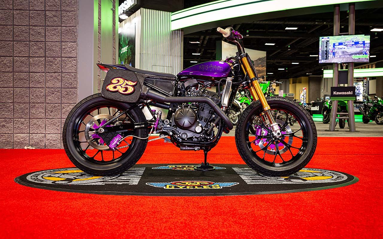 J&P Cycles Ultimate Builder Custom Bike Show D.C. Winners 2020