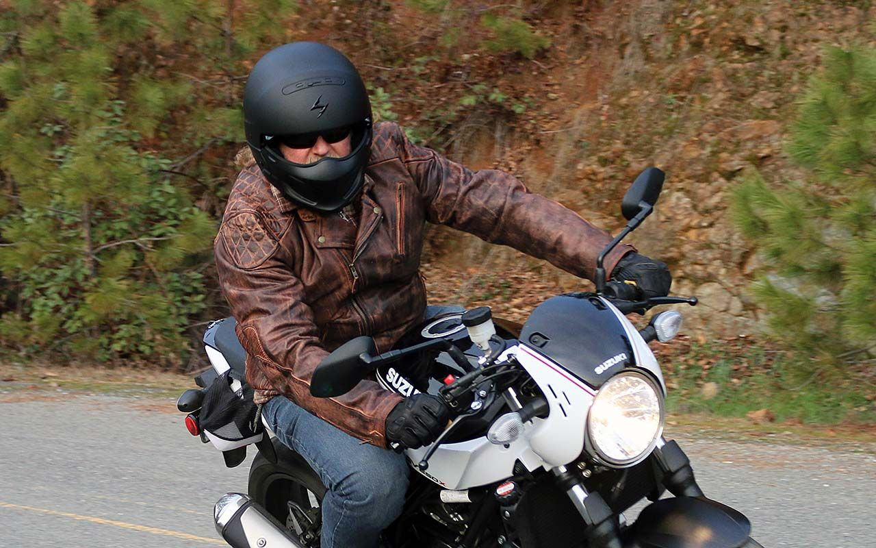 Vance Leathers Vintage Brown Leather Jacket Review