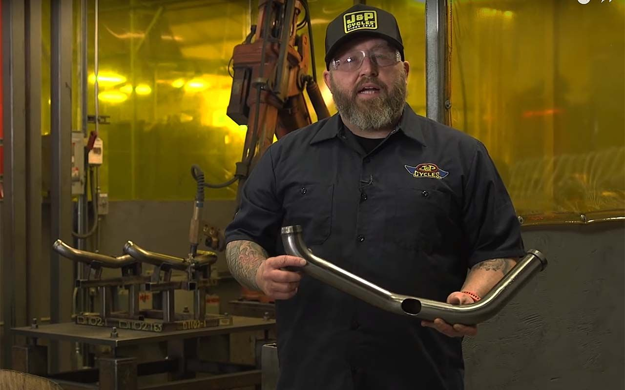 Vance & Hines Exhaust: How it's Made Video
