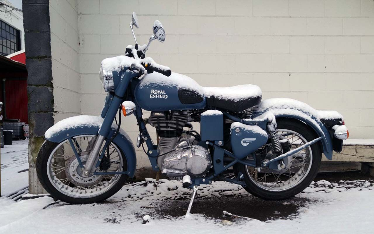 How to Winterize Your Motorcycle