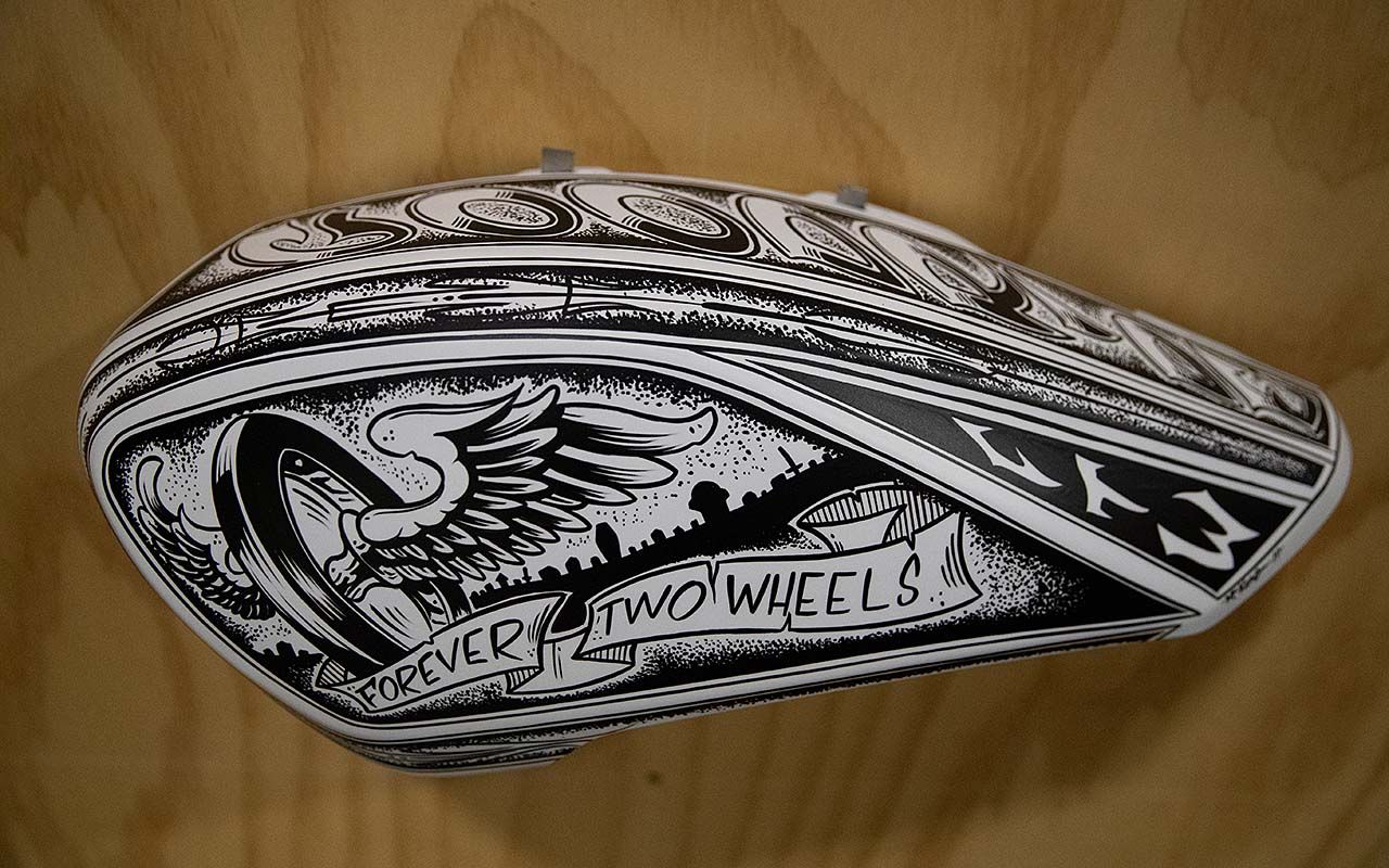 Bidding Open for Carey Hart's Tanks for Troops Military Fundraiser