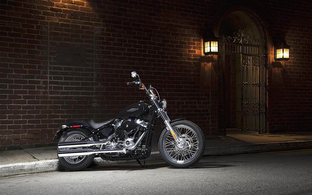 Harley-Davidson Unveils Budget-Priced 2020 Softail Standard