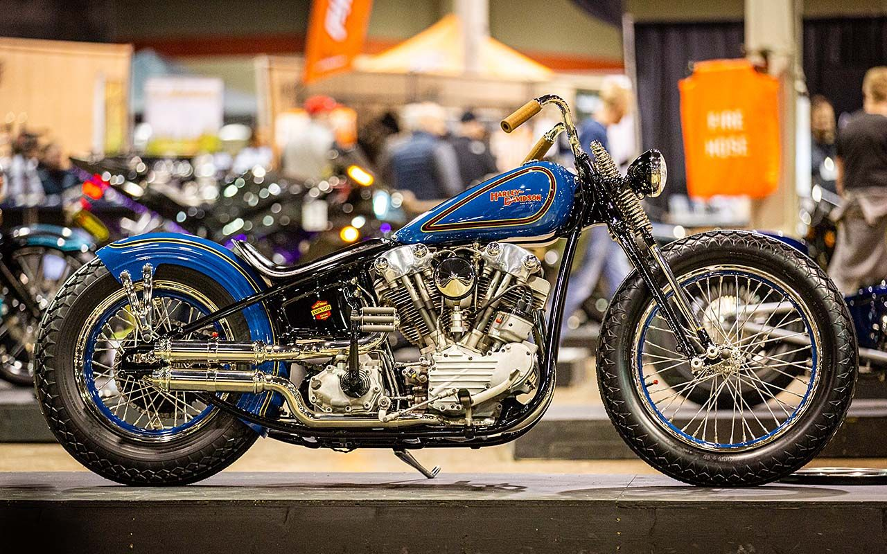 2020 J&P Cycles Ultimate Builder Bike Show Champion Crowned in Chicago