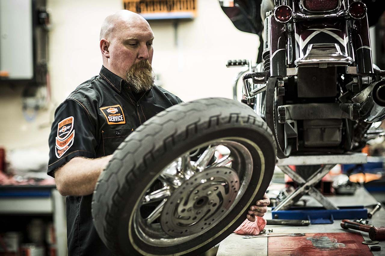 Prep Your Harley for Riding Season