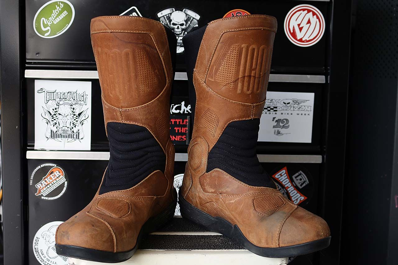 Icon 1000 Joker Boots Review