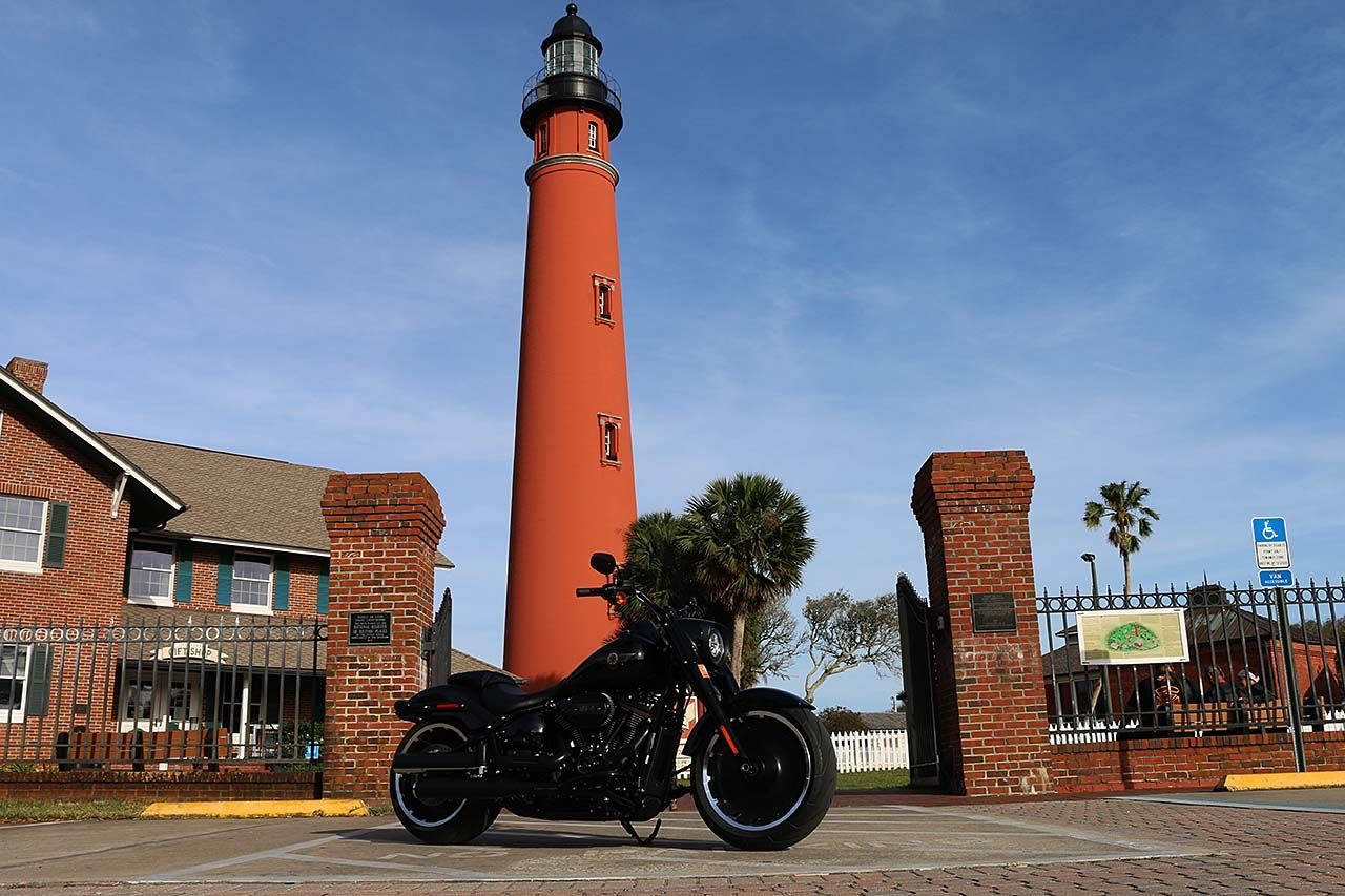 2020 Harley Fat Boy 114 Quick Ride Review
