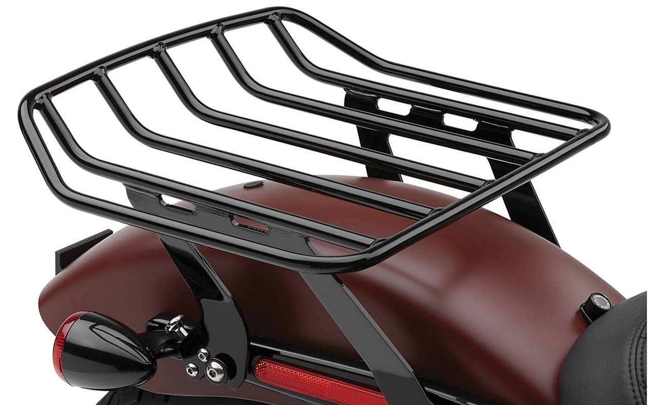 Cobra Talks Big Ass Luggage Racks