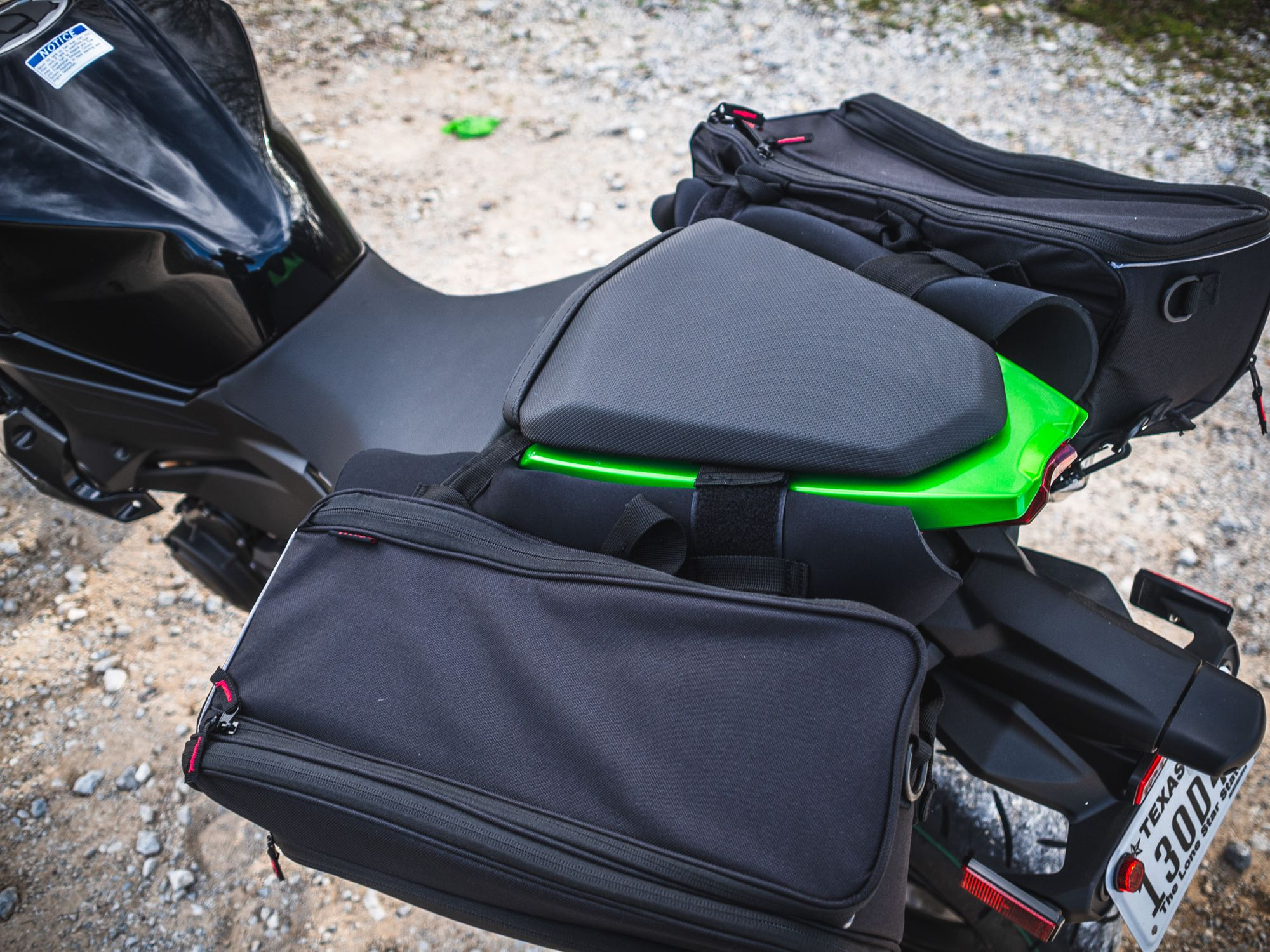 Fly Racing Saddlebags Review