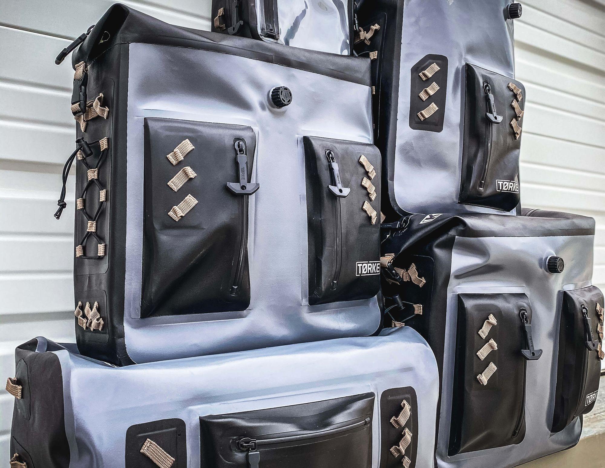 Kuryakyn Torke Luggage Review