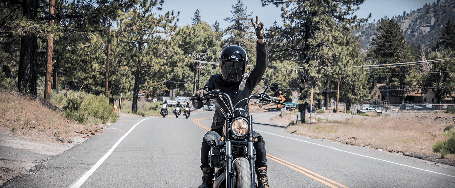 Motorcycle Hand Signals 101