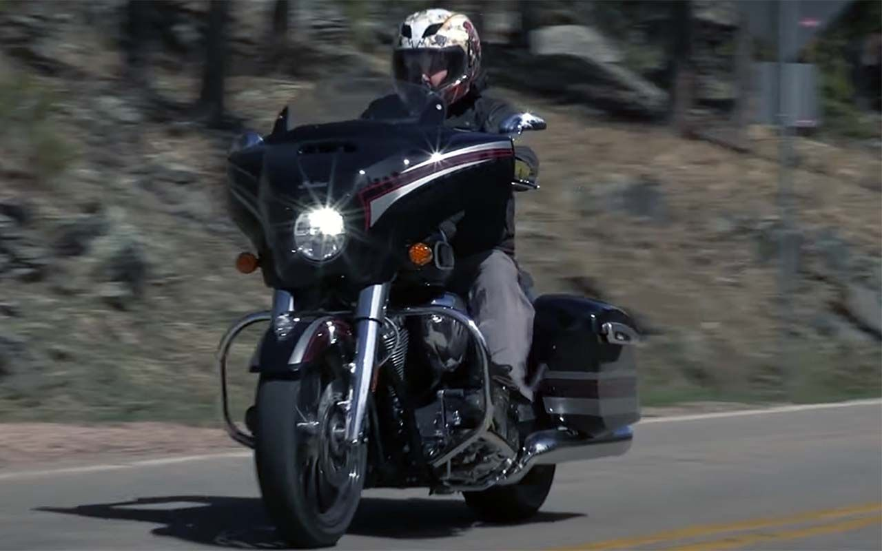 2020 Indian Chieftain Road Tested Review