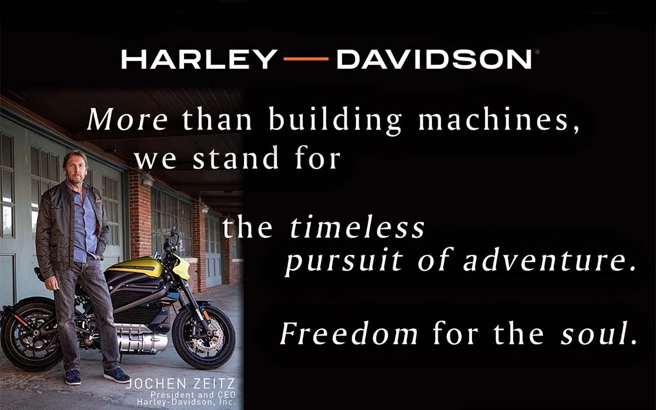 Jochen Zeitz Officially Appointed President and CEO of Harley-Davidson