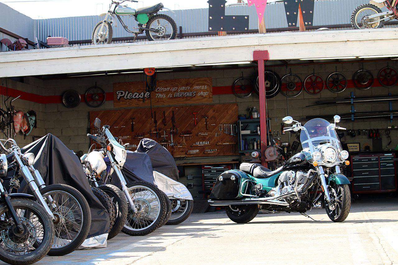 Motorcycle Pre-Ride Checklist