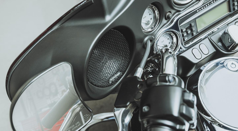 Motorcycle Fairing Speakers Buyers Guide