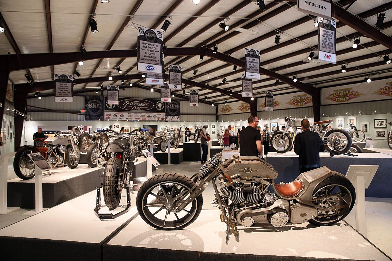 Michael Lichter's Heavy Mettle - Motorcycles and Art with Moxie