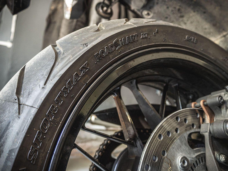 Dunlop Roadsmart II Tire Review