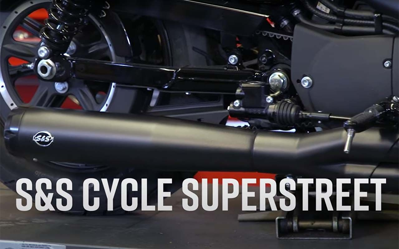 How to Install S&S Cycle SuperStreet 2-into-1 on a Sportster 1200
