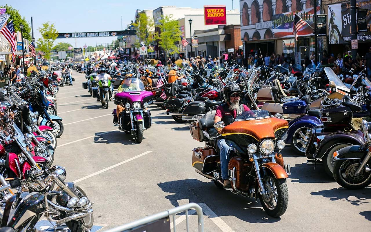 Sturgis.com Says 2020 Sturgis Motorcycle Rally is On Even if City Opts Out