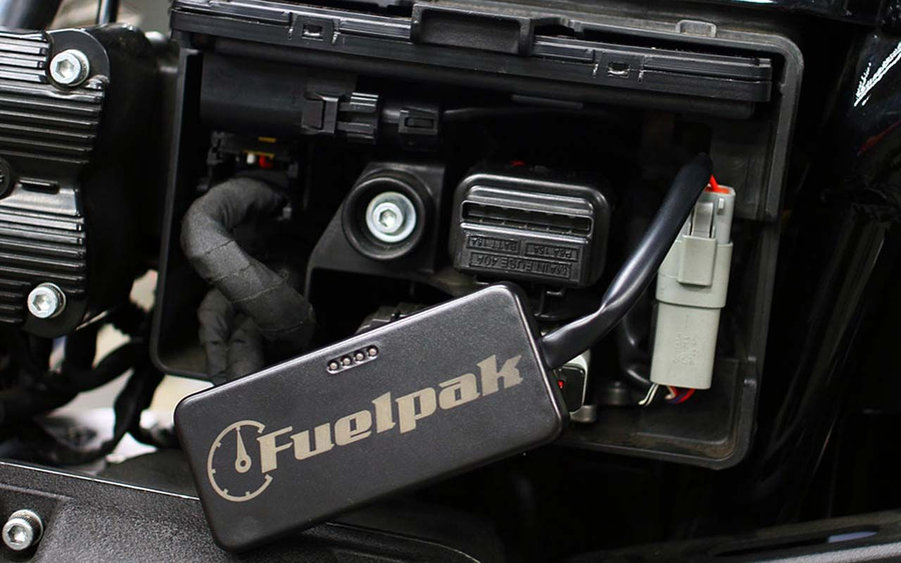 How to Use Vance & Hines Fuelpak FP3, from AutoTune to Trouble Codes