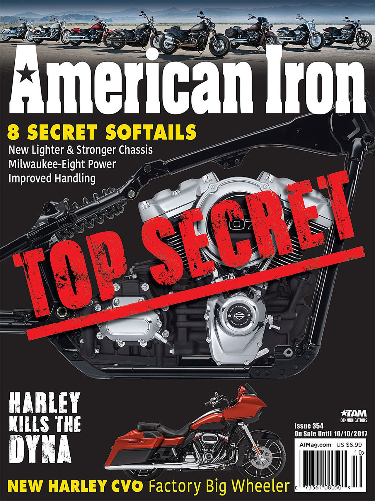 American Iron Magazine Ceases Publication