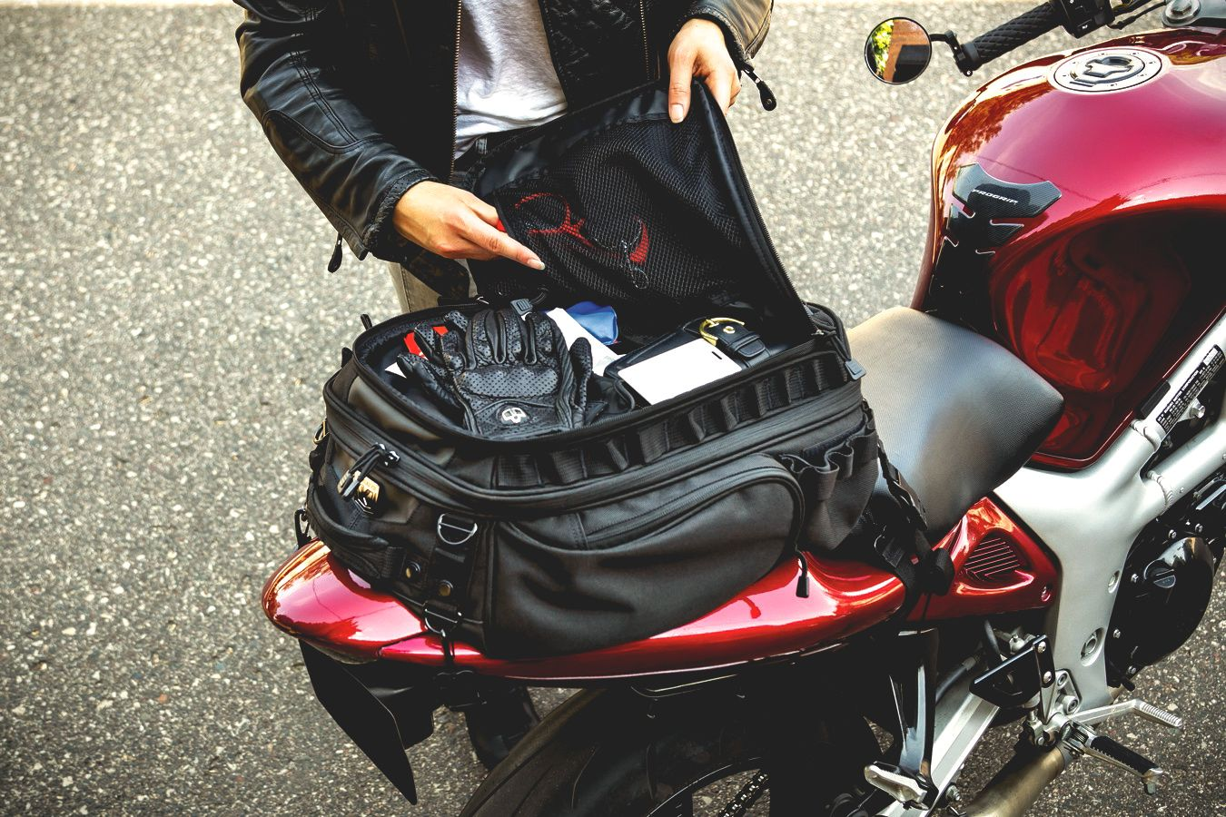 5 Tips to Safely Pack Your Motorcycle