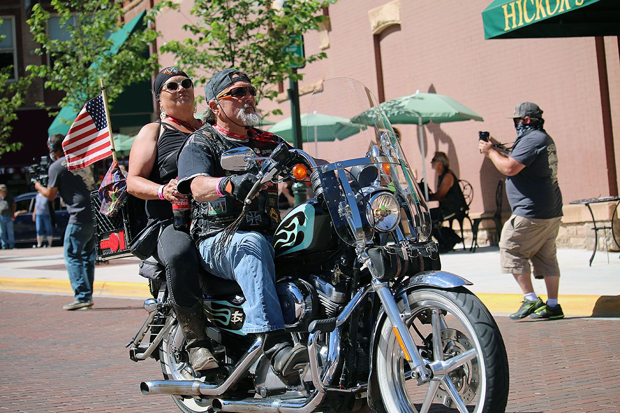 13th Sturgis Legends Ride Wrangles Big Bucks for Special Olympics and Sturgis Museum