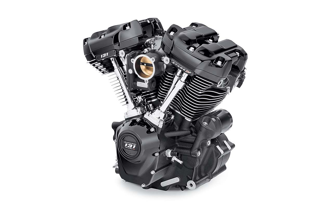 Harley Launches Biggest Factory Engine Yet - Screamin' Eagle 131