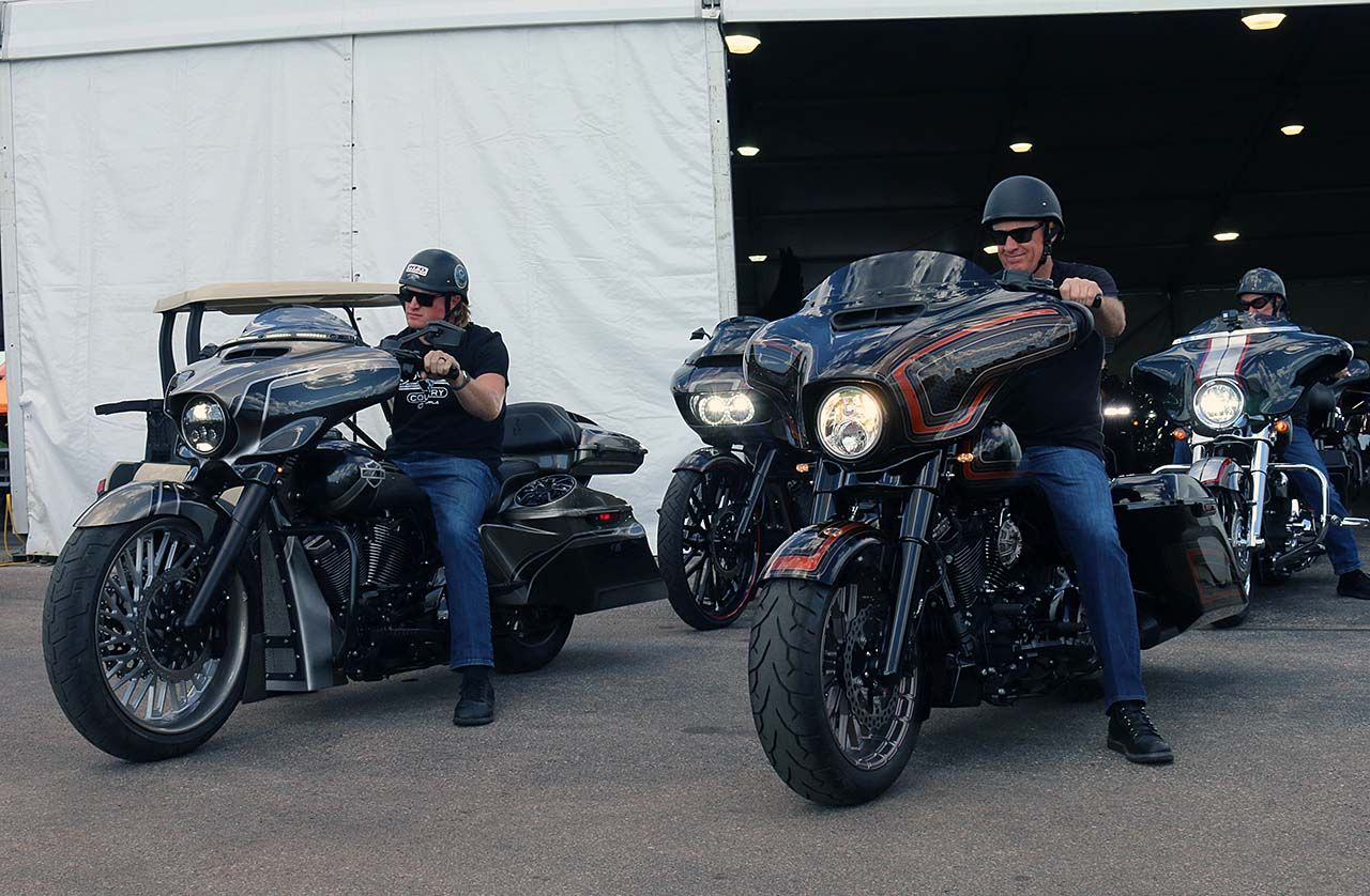 Star Power Fires up 2nd Annual Sturgis Buffalo Chip Rusty Wallace Ride