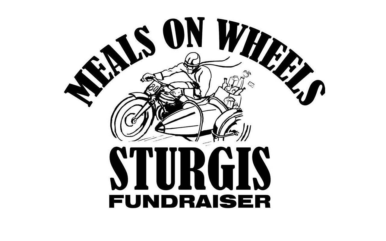 Motorcyclists Rally to Raise Money for Sturgis Seniors and Meals on Wheels