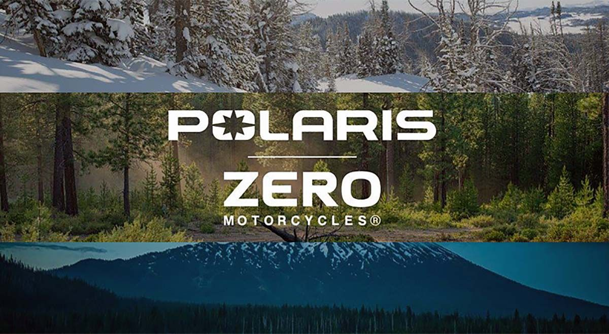 Polaris and Zero Motorcycles Sign 10-Year Partnership