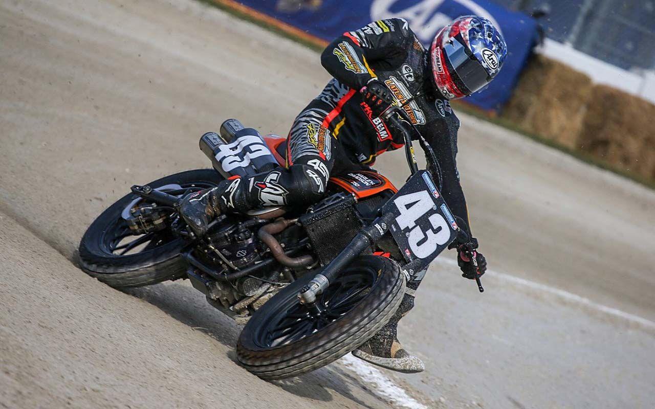 James Rispoli Wins First Championship for Harley-Davidson with XG750R