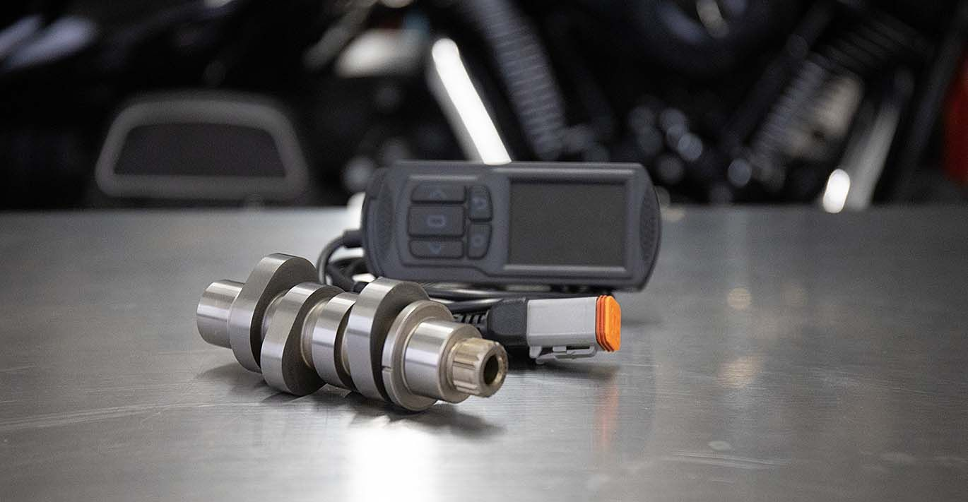 S&S Cycle Launches Street Legal 475 Cam/Calibration Kit for M8 Tourers