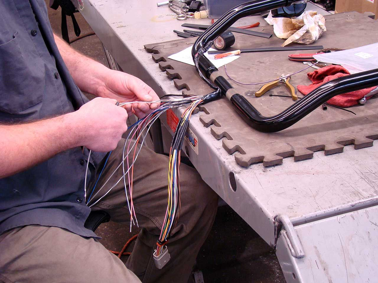 Tips on Extended Control Cables, Brake Lines, and Handlebar Wiring