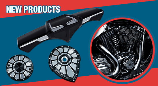 View All NEW Kuryakyn Products