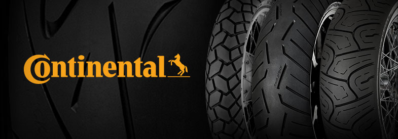 Continental Honda Motorcycle Tires