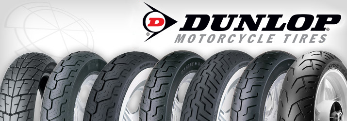 Dunlop Motorcycle Parts & Accessories