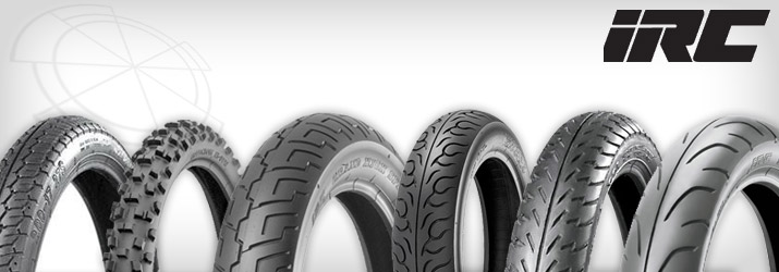 IRC Honda Cruiser Tires
