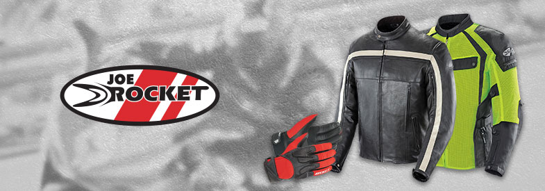 Joe Rocket Motorcycle Gear