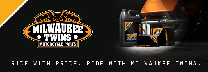 Milwaukee Twins Motorcycle Parts & Accessories