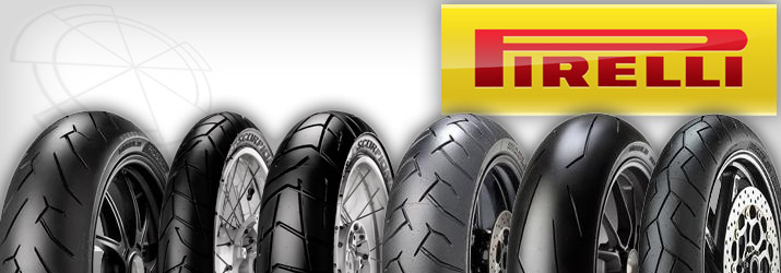 Pirelli Motorcycle Parts & Accessories