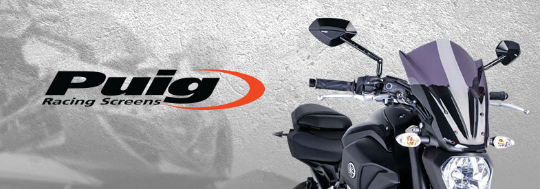 Puig Motorcycle Parts & Accessories