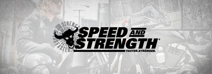 Speed and Strength Motorcycle Tops