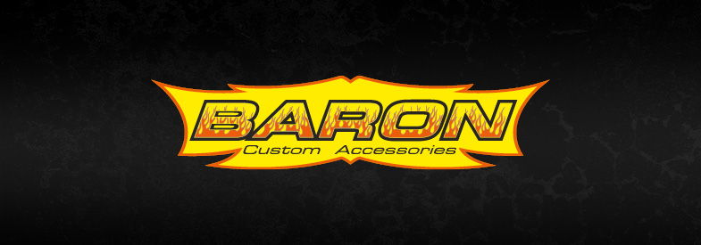 Baron Yamaha Star Motorcycle Frame & Body
